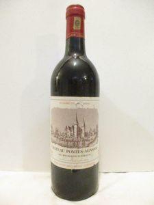 médoc château pomiès-agassac cru bourgeois supérieur rouge 1990 - bordeaux