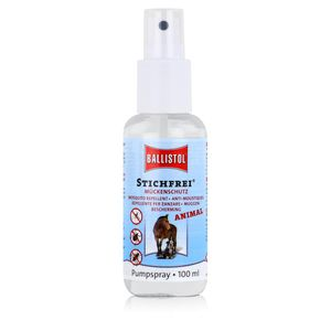 Ballistol Stichfrei Animal Pump-Spray 100 ml - Mückenschutz (1er Pack)