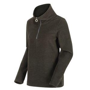 Regatta fleece-Trikot SolenneDamen Polyester khaki