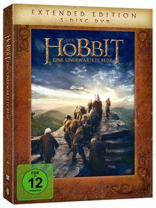 Der Hobbit - Eine un... - Extended Ed.  [5 DVDs]