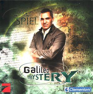 Clementoni 69538 - Galileo Mistery, Wissensspiel