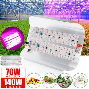 70W Vollspektrum LED Grow Light Lampe Pflanzenlampe Wachsen Licht Für Zimmerpflanze