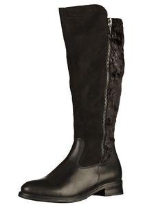 Remonte Stiefel in Übergrößen Schwarz D8577-01 große Damenschuhe, Größe:42