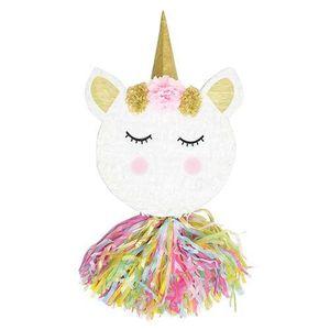 Piñata Einhornkopf