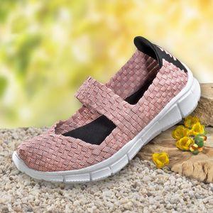 Hallux-valgus-Schuh für Damen, rosa, Größe:40