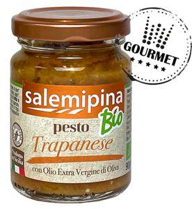 Pesto Trapanese - mit nativem Olivenöl extra - 90g