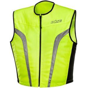 Büse Warnweste / Sicherheitsweste - Neongelb, Größe:5XL
