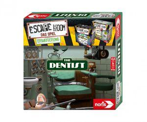 Noris 606101775 - Escape Room, Erweiterung, The Dentist, Nur mit Chrono Decoder Spielbar, Strategies