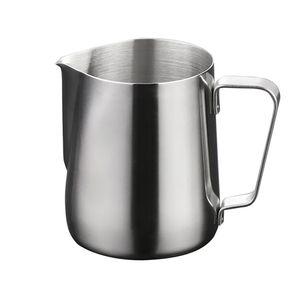 350ml Edelstahl Kaffee Schäumen Milchkanne Milchkrug