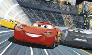Fototapete Disney Pixar Cars Wandbild
