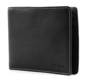 PICARD Diego Wallet Quer Black