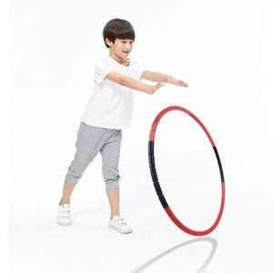 Hula Hoop Reifen für Kinder, 70CM Abnehmbare Fitness Hoop 240g