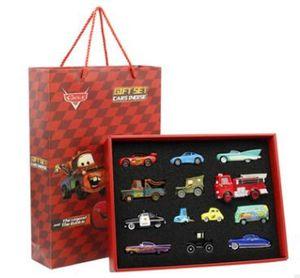 CUIFULI Disney Cars mobilization series ein Satz von 13 Autos Spielzeugautos Spielfahrzeuge geeignet für Kinder