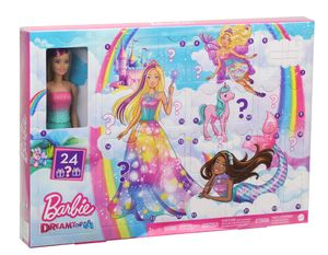 Barbie Fairytale Adventskalender
