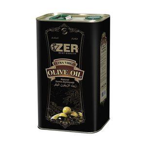 ZER Natives Olivenöl Extra Virgin 5 Liter Kanister aus der Türkei Zeytinyagi