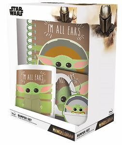 I'm all Ears Baby Yoda Geschenk-Set Star Wars