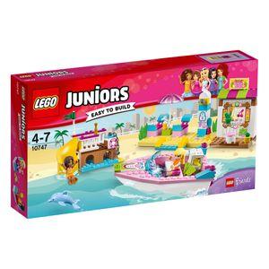 LEGO® Juniors Andrea & Stephanies Strandurlaub 10747