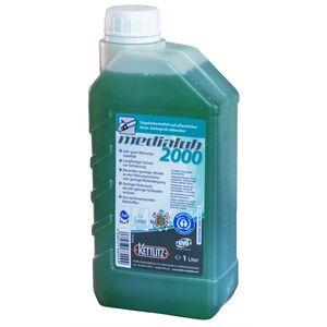 "KETTLITZ-Medialub 2000Kettenöl - 1 Liter Kanister ""Blauer Engel"" nach RAL-UZ 178 - KWF"