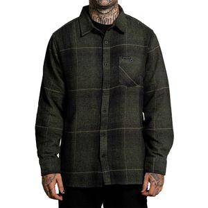 Sullen Clothing Flanellhemd - Humboldt M