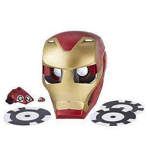 Hasbro Avengers Iron Man Helmet  E0849100 Avengers Marvel Herovi Sion