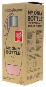 """Sodastream 1748161310 Kunststoffflasche 0,5 Liter """"My only Bottle"""" für Trinkwassersprudler"""