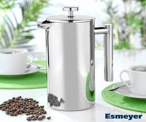 Esmeyer Kaffeebereiter OXFORD 1 Liter, Edelstahl