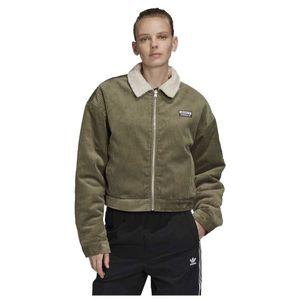 Adidas Originals Corduroy Legend Green / Clear Brown 38