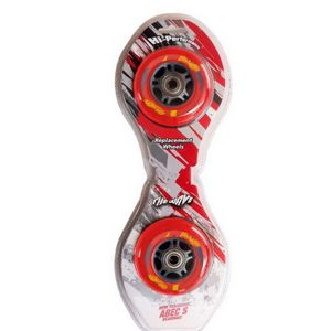 Streetsurfing® High Performance Wheels red
