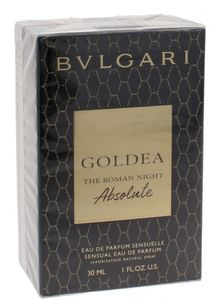 Bvlgari Bulgari Goldea The Roman Night Absolute 30 ml Eau de Parfum EDP