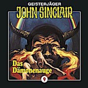 Sinclair,John Folge 9-Das Dämonenauge