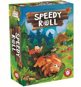 Piatnik - Speedy Roll (Kinderspiel) Brettspiel Familienspiel