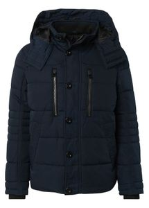 Tom Tailor PUFFER JACKET PADDED Herren Winterjacke mit Kapuze, Größe:L, Tom Tailor Farben:Sky Capitain Blue
