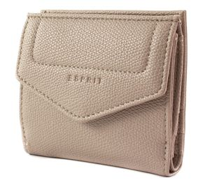 ESPRIT Kerry Small City Wallet Light Taupe