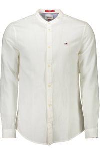 Tommy Jeans  men Hemd, Farbe:YBR WHITE, Größe:L