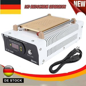 8 inch Vacuum LCD Bildschirm Reparatur Maschine Heizplatte Separator 40 ° - 200 ° C
