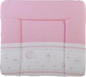 Roba Wickelauflage soft 'Glücksengel rosa'; 0817 V153