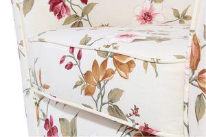 Max Winzer Livia Sessel - Farbe: weiß - Maße: 70 cm x 70 cm x 74 cm; 2899-1100-2041150-F01