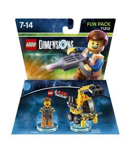 Lego Dimensions Fun Pack Lego Movie Emmet