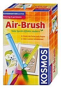 Kosmos Experimentierkasten - Air-Brush