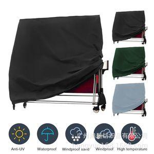 Outdoor Tischtennis Tisch Staubschutz 210D Oxford Tuch
