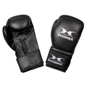 Hammer Boxhandschuhe  Training, schwarz, 10 OZ