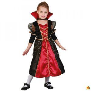 Boland kostüm Vampire PrincessMädchen schwarz mt 2-4 Jahre