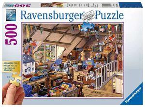 Großmutters Dachboden Ravensburger 13709
