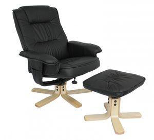 Fernsehsessel COMFORT TV Design Relax-Sessel Bezug