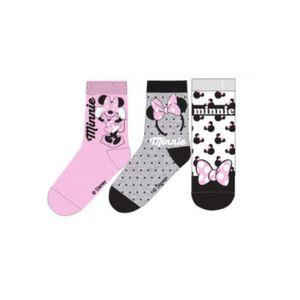 3er Pack Minnie Maus Socken WGL 27/30