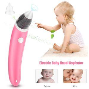 Elektrisch Nasensauger Kinder Baby Nasenreiniger Sicher Hygienisch Nase Sauger-Babypflege