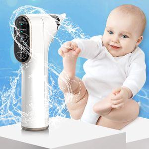 Einstellbare Drei-geschwindigkeit Infant Nasenreiniger Baby Nasensauger Waschbar Elektrische Vakuum Nase Reiniger Wasserdichte Rotz Reiniger
