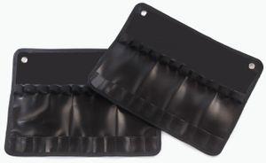2 x Rolltasche mit 12 Fächern Werkzeug Werkzeugrolle Tasche Werkzeugtasche
