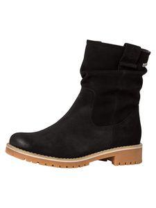 Tamaris Damen Stiefelette schwarz 1-1-26471-25 normal Größe: 39 EU