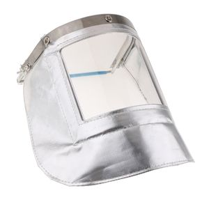 Schweißhelm   Hitzebeständiger Gesichtsschutz   Klare Linsenschweißermaske, Anti UV
